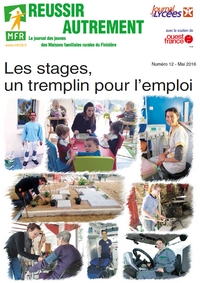 Le journal des MFR12 Formations par alternance