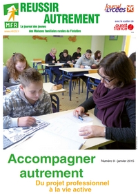 Le journal des MFR9 Formations par alternance